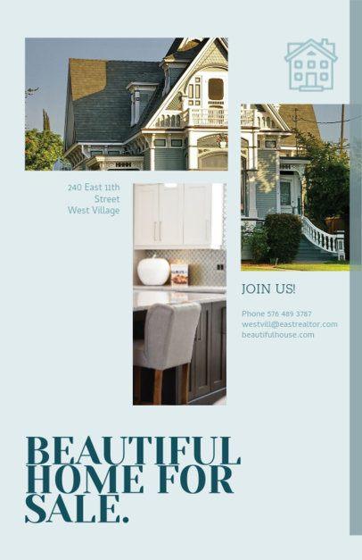 Real Estate Online Flyer Maker 294a--1762--1819