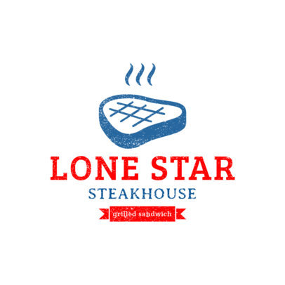 Steakhouse Restaurant Logo Maker 1227a