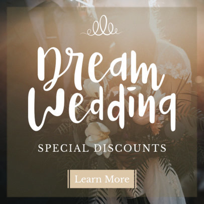 Banner Maker for Wedding Planners 366