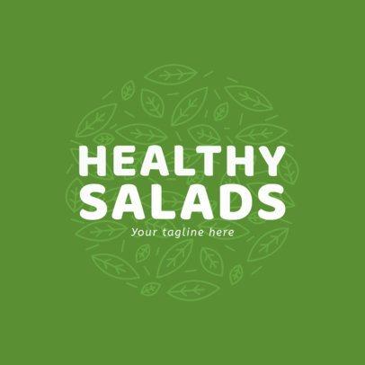 Restaurant Logo Maker for Salad Restaurants 1234