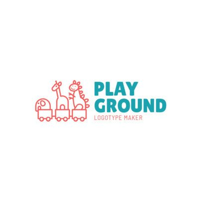 Logo Maker for Playgrounds 1177c