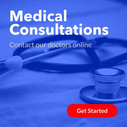 Online Banner Maker for Medical Professionals 376