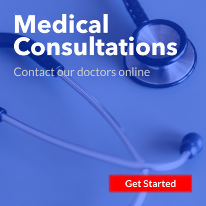 Online Banner Maker for Medical Professionals 376
