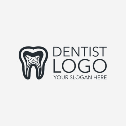 Online Logo Maker for Dental Practices 1026e