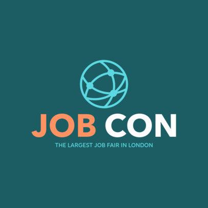 Online Logo Maker for Job Fairs 1212e