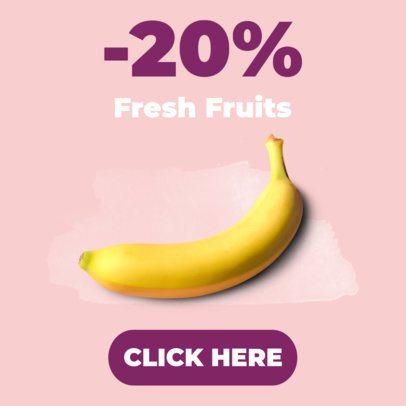 Online Banner Maker for Grocery Stores 360