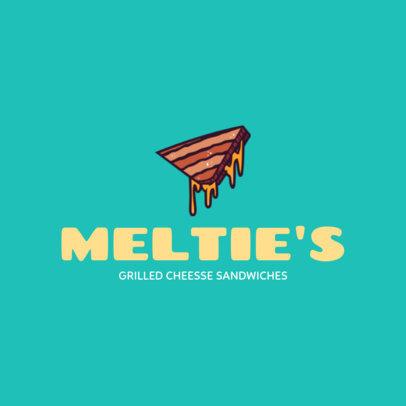 Online Logo Maker for Grilled Cheese Restaurants 1230e