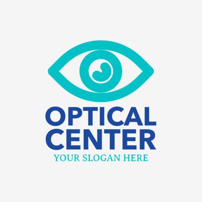 Logo Maker for Optical Centers 1256e