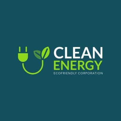Logo Maker for Renewable Energy Companies 1055c