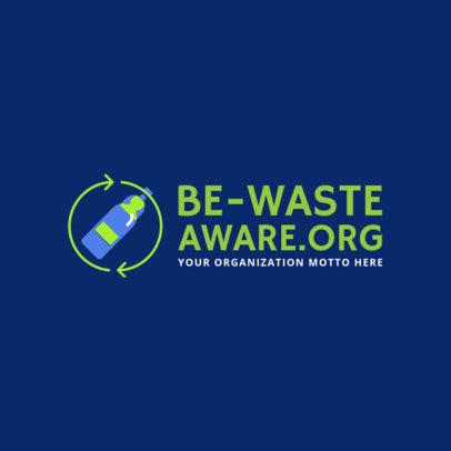 Logo Maker for Environmental Organizations 1055e