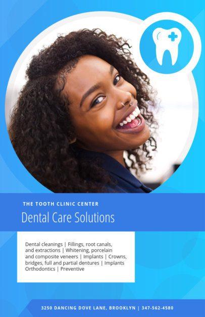 Dental Flyer Maker 412
