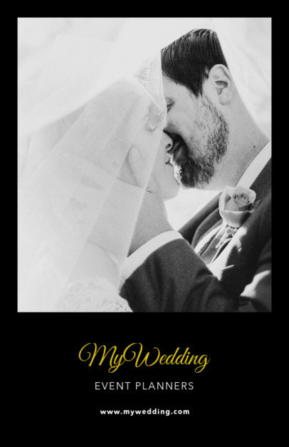 Wedding Planner Online Flyer Maker 402b