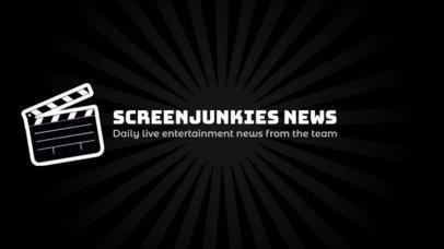 YouTube Banner Maker for Movie Channels 395d