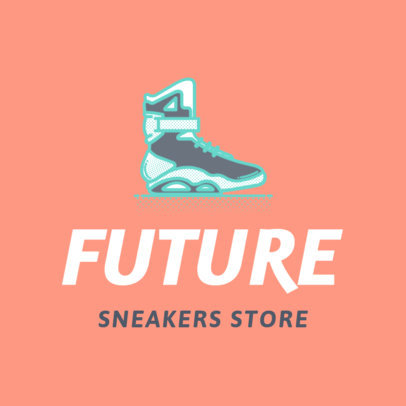 Online Logo Maker for Running Shoes Warehouse 1261e