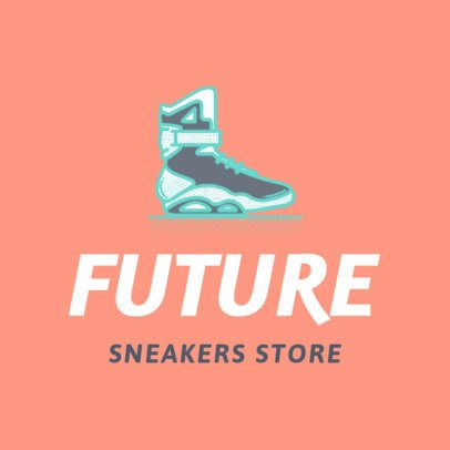 Online Logo Maker for Running Shoes Warehouse 1261e