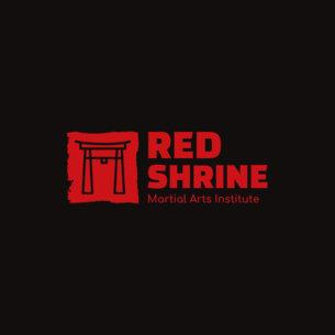 Fitness Logo Maker for Martial Arts Schools 1292a
