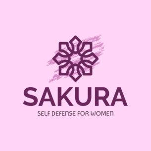 Logo Maker for Self Defense Classes 1292e