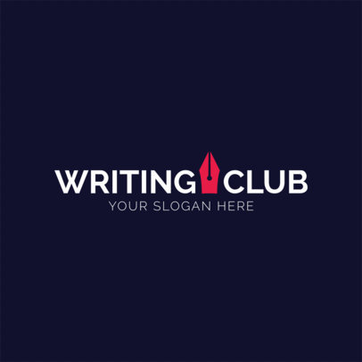 Logo Maker for Writers 1306