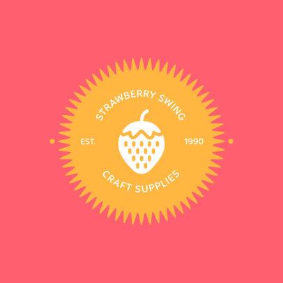 Logo Maker for Art Shops 1309d