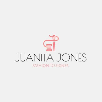 Online Logo Maker for Fashion Designers 1311