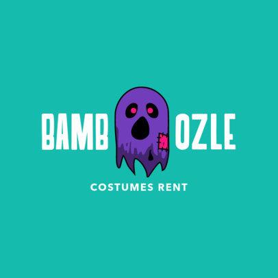 Scary Halloween Logo Maker 1305