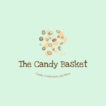 Online Logo Maker for Confectioners 1259d