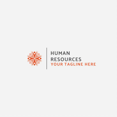 Human Resources Logo Maker 1286