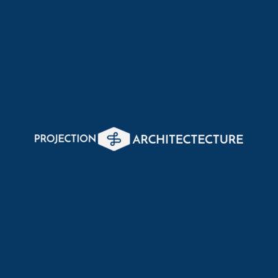 Architecture Logo Maker for Construction Businesses 1283c