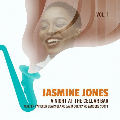 Jazz Album Cover Maker 468