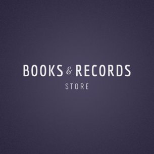 Minimalist Logo Template for Book Store 1338a