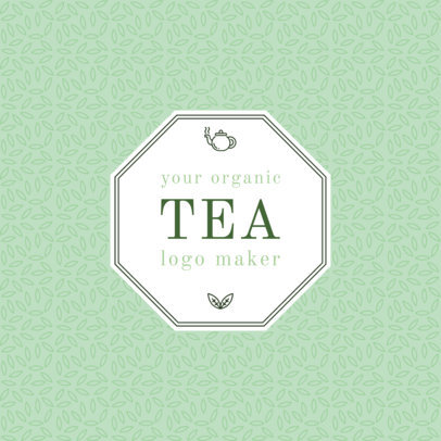 Logo Template for Tea Shop Owners 1345