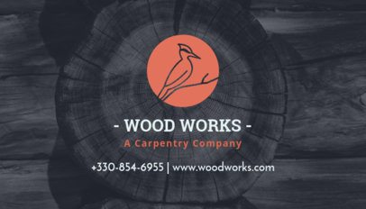 Business Card Templates for Carpenters and Handymen 491d