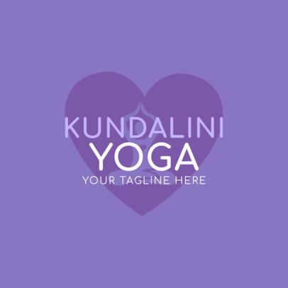 Yoga Studio Logo Generator 1360