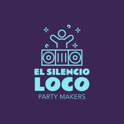 Party Makers Business Logo Template 1334a