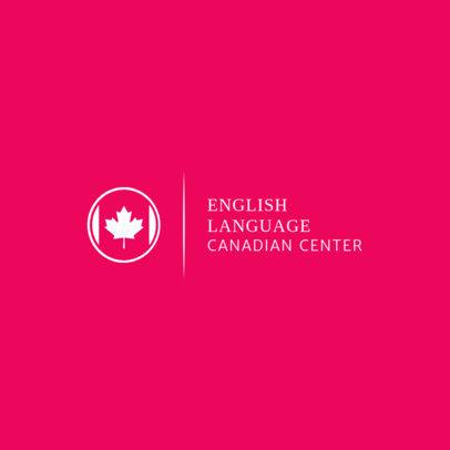 Language Center Logo Template 1340d