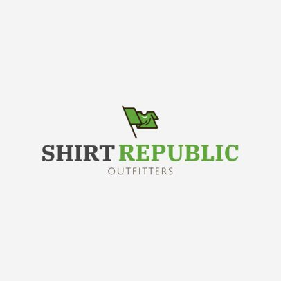 Logo Design Maker for Outfitters Brand 1314a