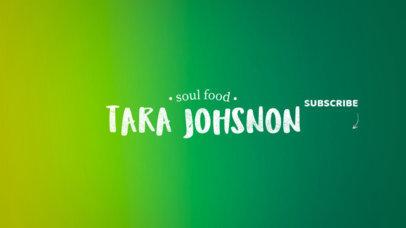 YouTube Banner Maker for Affordable Kitchen 344f