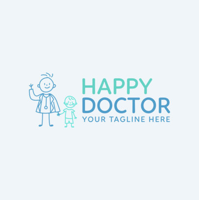 Online Logo Maker for Pediatricians 1366