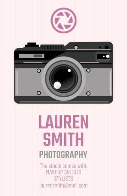 Cool Photography Flyer Template 508b