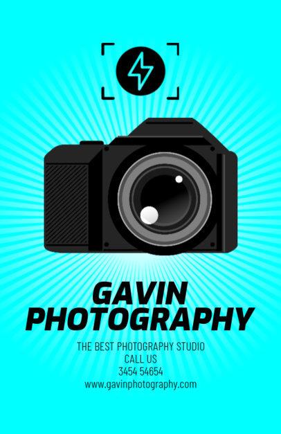 Photography Studio Flyer Design Maker 508c