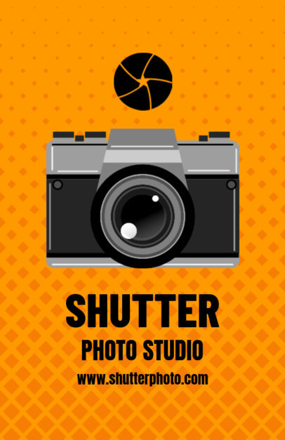 Simple Flyer Maker for Photographers 508e