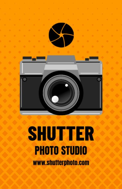 Simple Flyer Maker for Photographers 508e