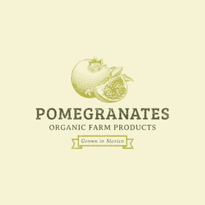 Organic Products Logo Maker | Online Logo Maker | Placeit