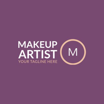 Beautician Logo Maker 1361e