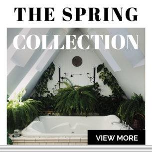 Home Design Spring Collection Banner Design Maker 530c