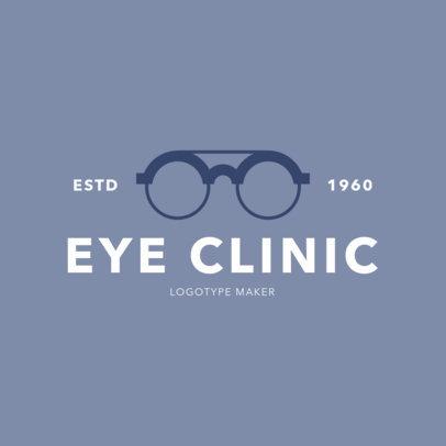 Eye Care Logo Template 1377e