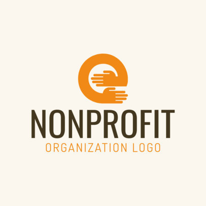 Crowdfunding Logo Design Maker for NPOs 1374c