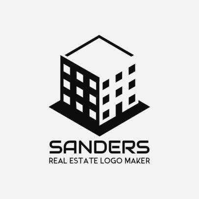 Professional Logo Maker for Real Estate 1349d