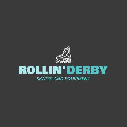 Skate Shop Logo Creator 1363c