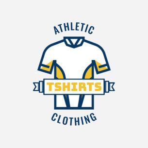 Athletic Brand Logo Maker 1313a